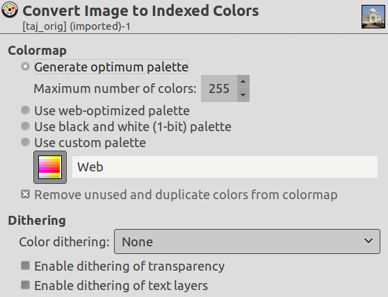 gimp color to alpha not working
