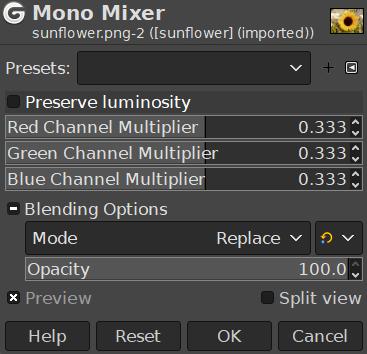 8 26  Mono Mixer