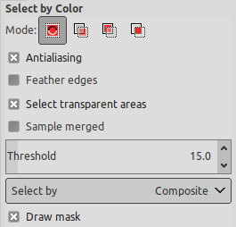 2 6  Select By Color