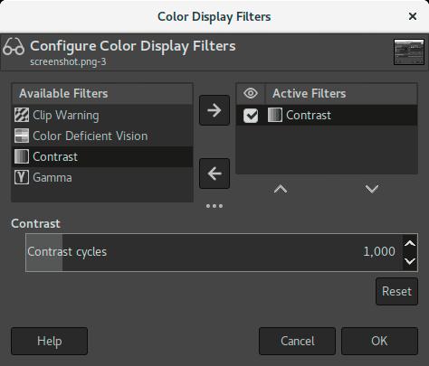 5 9  Display Filters
