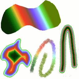10 グラデーション
