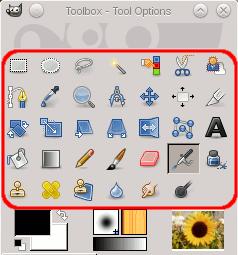 Панель инструментов: docs.gimp.org/2.8/ru/gimp-tools.html