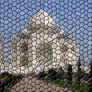 Die Mosaik Linke