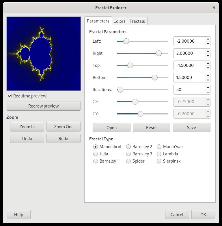 скачать Fractal Explorer img-1