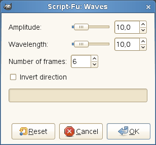 Waves options