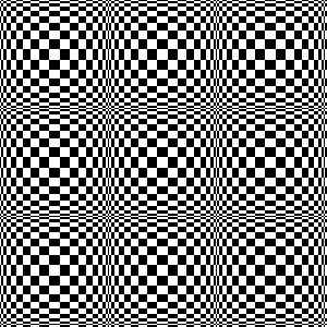 Example for the Checkerboard filter