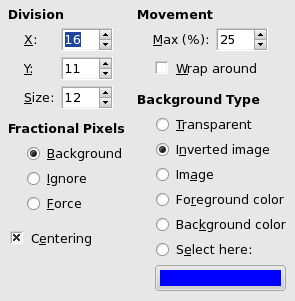Paper Tile filter options