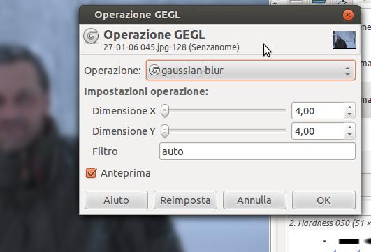 Operazione GEGL